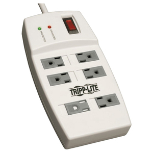 Tlp64 6out $20k 4ft Cord 540j Surge Protector / Mfr. No.: Tlp64