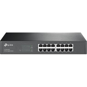 Gigabit Desktop Switch 16port 16/10/100/1000m and Metal Case / Mfr. No.: Tl-Sg1016d