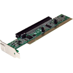 PCI-X To X4 PCIe Adapter Card For Server Or Desktop Motherboa / Mfr. No.: PCIx1pex4