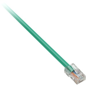 14ft Cat5e Green Rj45 M/M Network Patch Cable Oem Pkg / Mfr. no.: V7N3C5E-14F-GRN