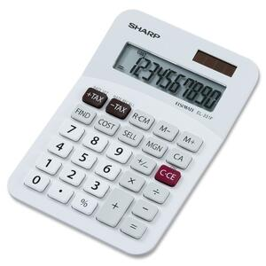 Sharp EL331 Desktop Calculator
