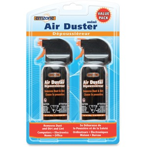 emzone Mini Air Duster 3 oz 2/pkg