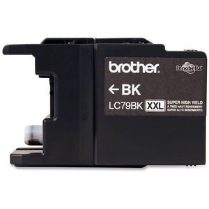 Brother® Inkjet Cartridge Extra High Yield LC79BKS Black