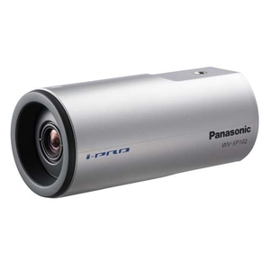 Wv-Sp102 800x600 720p Indoor Bullet Camera / Mfr. No.: Wvsp102