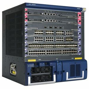 HP A9508-V Switch Chassis