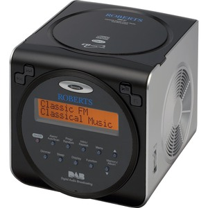 Roberts Radio CRD-37 Desktop Clock Radio