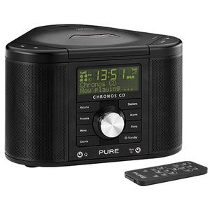 Pure VL-61270 Chronos CD II Clock Radio