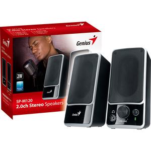 Genius SP-M120 Speaker System