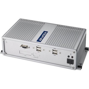 Advantech Intel Atom N450/D510 with Multiple I/O High Value Fanless Box PC