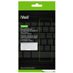 Iveil Hybrid Keyboard Protector For Apple Wireless Keyboard / Mfr. No.: Rt-Kbhb06