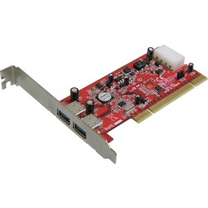 2port USB 3.0 PCI Controller / Mfr. No.: Ad2u3PCI