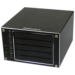 Compact RAID 5bay SATA 2.5in RAID 0/1/3/5/10 / Mfr. No.: Cpr5sa