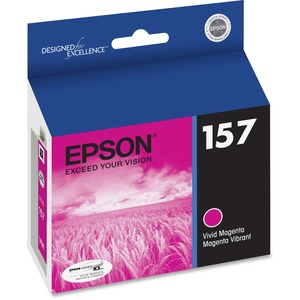 T157320 Magenta Ink Cartridge F/Epson R3000 Ultrachrome K3 / Mfr. No.: T157320