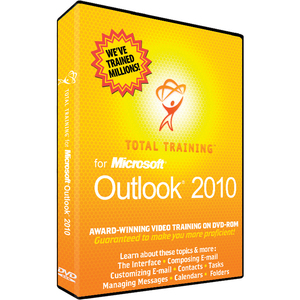 Total Training For Ms Outlook 2010 / Mfr. No.: Tmsol10