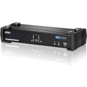 Aten Technologies 2-port Dual Link USB DVI KVM Switch / Mfr. No.: Cs1782a