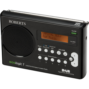 Roberts Radio Ecologic 1 Digital Portable Radio