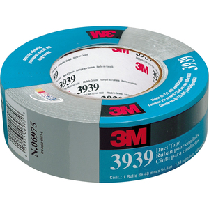 HD DUCT TAPE- SILVER 48MMX54.8M