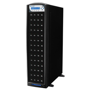 1:55 USBshark USB Flash Drive Duplicator Copy Tower Stand-Alo / Mfr. no.: USBSHARK-55T-BK