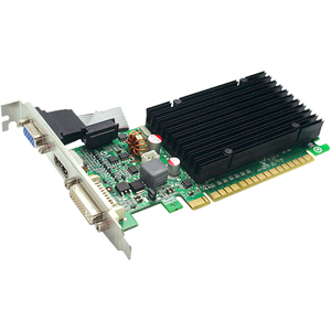 Geforce 8400 Gs PCIe 2.0 1024mb DVI HDMI VGA 520mhz With Heatsi / Mfr. No.: 01g-P3-1303-Kr