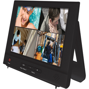 8 LCD Security Monitor With Audio / Mfr. No.: No-8LCD