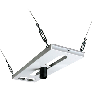 Lightweight Adj Ceiling Plate Use W/ Ceiling Mounts F/ Projec / Mfr. No.: Scp200