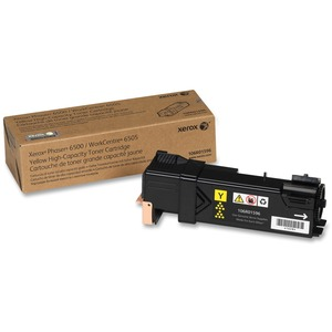 Ylw Toner Cartridge Workcentre 6505/Phaser 6500 High Capacity / Mfr. No.: 106r01596
