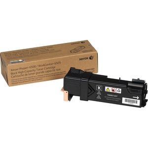 Blk Toner Cartridge Workcentre 6505/Phaser 6500 High Capacity / Mfr. No.: 106r01597