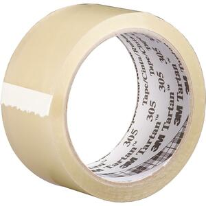 3M Acrylic Box Sealing Tape, 48mm X 100M, Clear