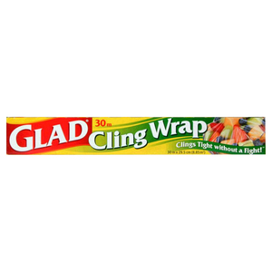 "Glad® Cling Wrap 12""W x 98'L"