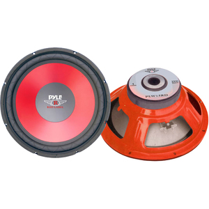 15 Red Cone High Performance Woofer / Mfr. No.: Plw15rd