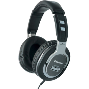Dj Style Monitor Headphones Single SIDE Monitor and Cord Lrg Dr / Mfr. no.: RP-HTF600-S