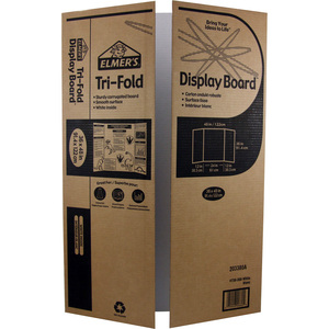 Elmer's® Tri-Fold Display Board 36