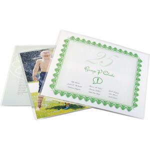 """Swingline® Ultra Clear Laminating Film Pouches 9"""" x 11-1/2"""" Letter 3 mil 50/box"""