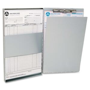 Westcott® Aluminum Side-Hinged Sheet Holder Letter