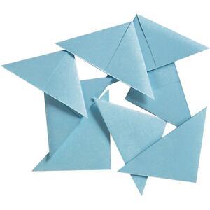 Blueline® Document Corners Blue 100/pkg