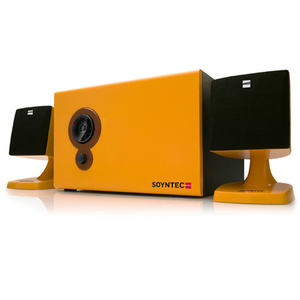 Soyntec VOIZZE 220 Multimedia Speakers