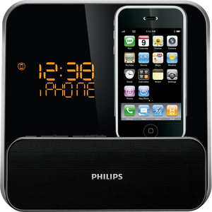 Philips DC315 Clock Radio for iPod/iPhone