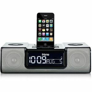 iHome iP9 Desktop Clock Radio