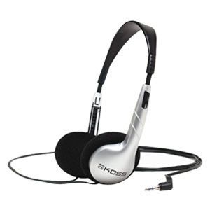 Koss Featherweight Portable Headphone