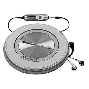 Panasonic SL-CT520 CD MP3 Player