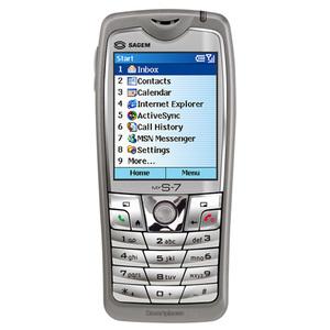 Sagem MY S-7 Smartphone