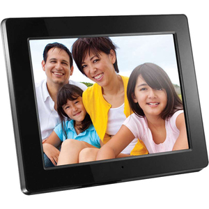 Digital Photo Frame 12in 2gb 1280x800 Plays Video and Music / Mfr. No.: Admpf512f