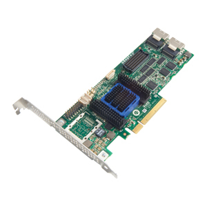 6805 Single RAID 0/1/5/10 SATA 512mb PCIe 3.3/12v Md2/Lp No Ca / Mfr. No.: 2270100-R