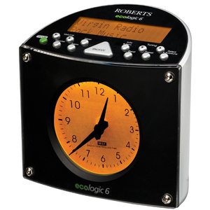 Roberts Radio Ecologic 6 Clock Radio