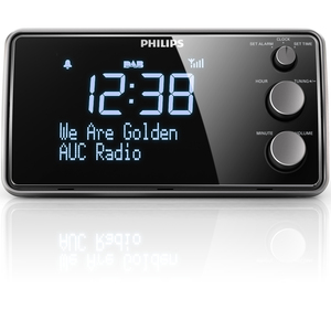 Philips AJB3552 Clock Radio