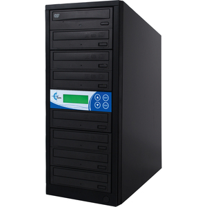 7 Target 24 XDVD/Cd Duplicator 250gb Hd/USB 2.0 Interface Blac / Mfr. No.: Gp7tpiob