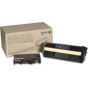 Toner Cartridge Phaser 4600/ 4620 High Capacity / Mfr. No.: 106r01535
