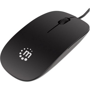 Silhouette Optical Mouse Black / Mfr. Item No.: 177658