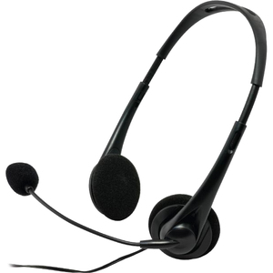 Stereo Headset W/ Microphone Swivel Earcup Design Uni Connec / Mfr. No.: Au2700s