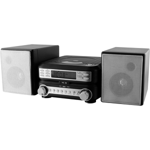 Home Music Syst Cd Player Cd-R/Rw 3.5mm W/ Stereo Speaker / Mfr. No.: Hc221b